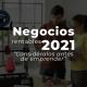 negocios rentables 2021