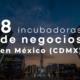 incubadoras de negocios cdmx